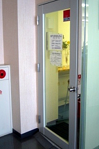 事務所入口
